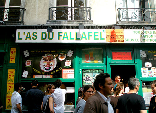 L'As Du Falafal