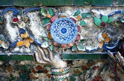 detail, Wat Arun - Bangkok