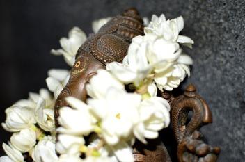 Bronze Ganesha