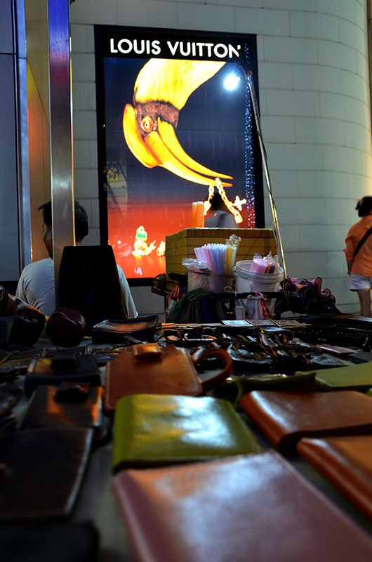 Bangkok Hoarding