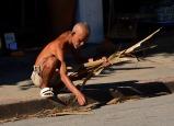 Old man - Luang Prabang