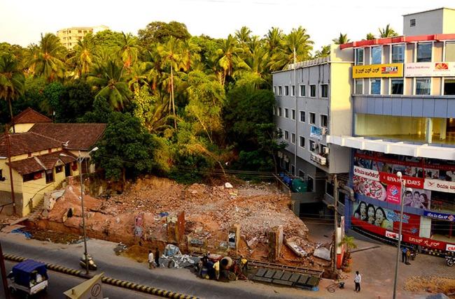 Change in Mangalore