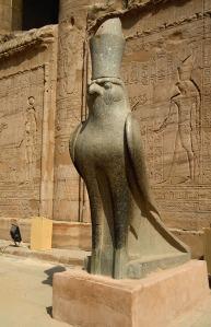 Edfu temple, Luxor