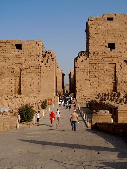 Karnak Temple - Egypt