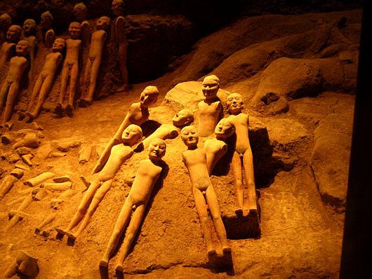 HAn Yangling Museum - Xian, China
