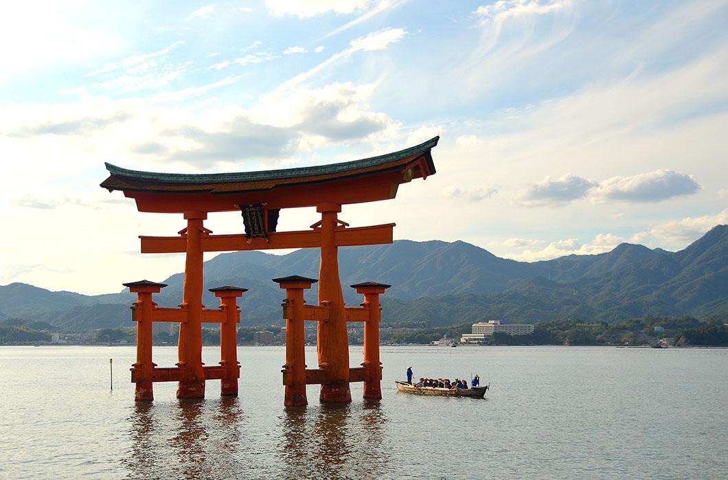 Otorii - Itsukushima