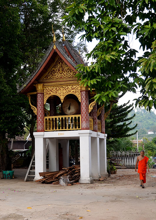 Wat Sene Souk Haram, Luang Prabang