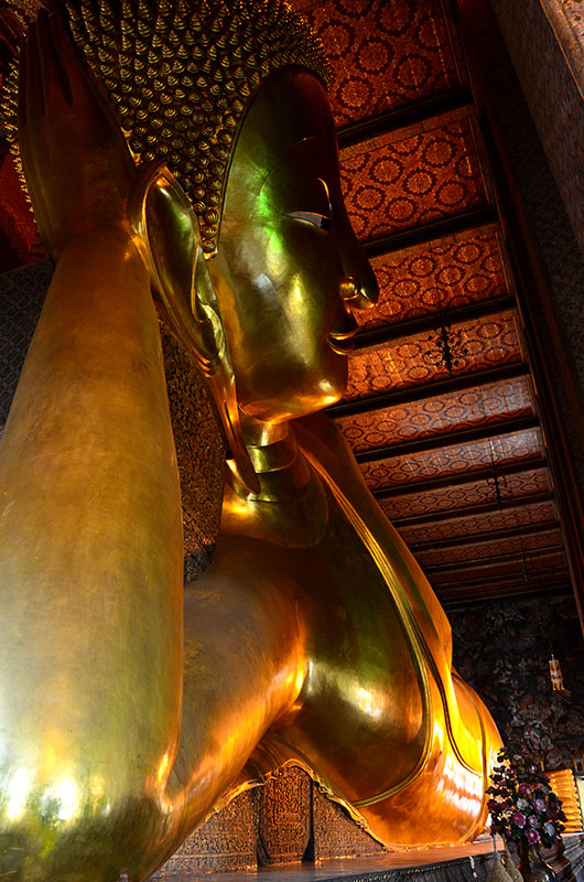 The Reclining Buddha, Bangkok