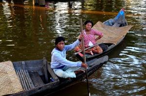 Kompong Phluk , Cambodia