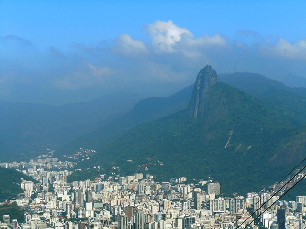 View from Pão de Açúcar