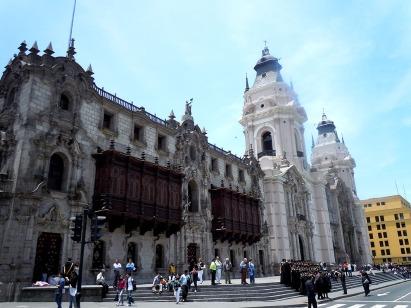 The Bishops Palace - Lima Peru