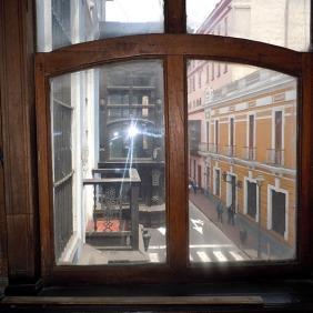 Balcony, Casa de Osambela- Lima Peru