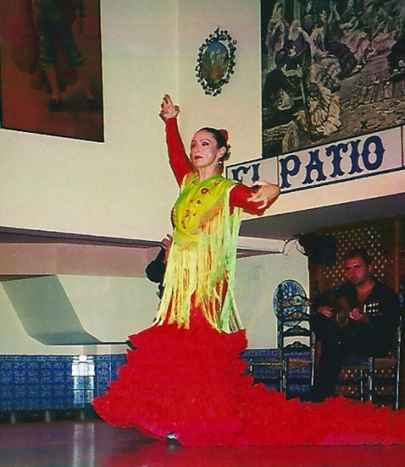 Flamenco dancer - Seville, Spain