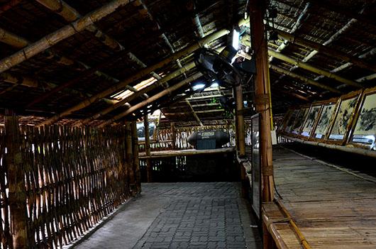 JEATH Museum - Kanchanaburi, Thailand