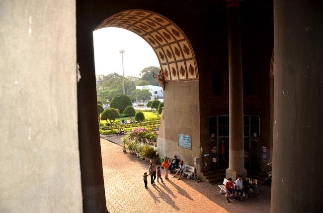Patuxai, Vientiane - Laos