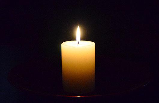 Uttarakhand Candle