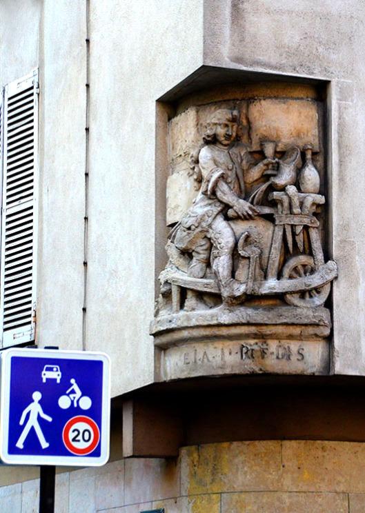 Knife Sharpener, Marais - Paris