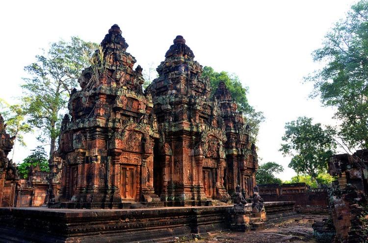 Banteay Srei, Siem Reap - Cambodia