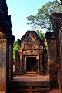 Banteay Srei - Siem Reap, Cambodia