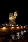 View from Petit Pont, Paris