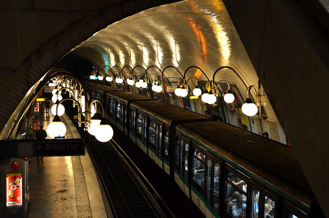 Cité Station - Paris