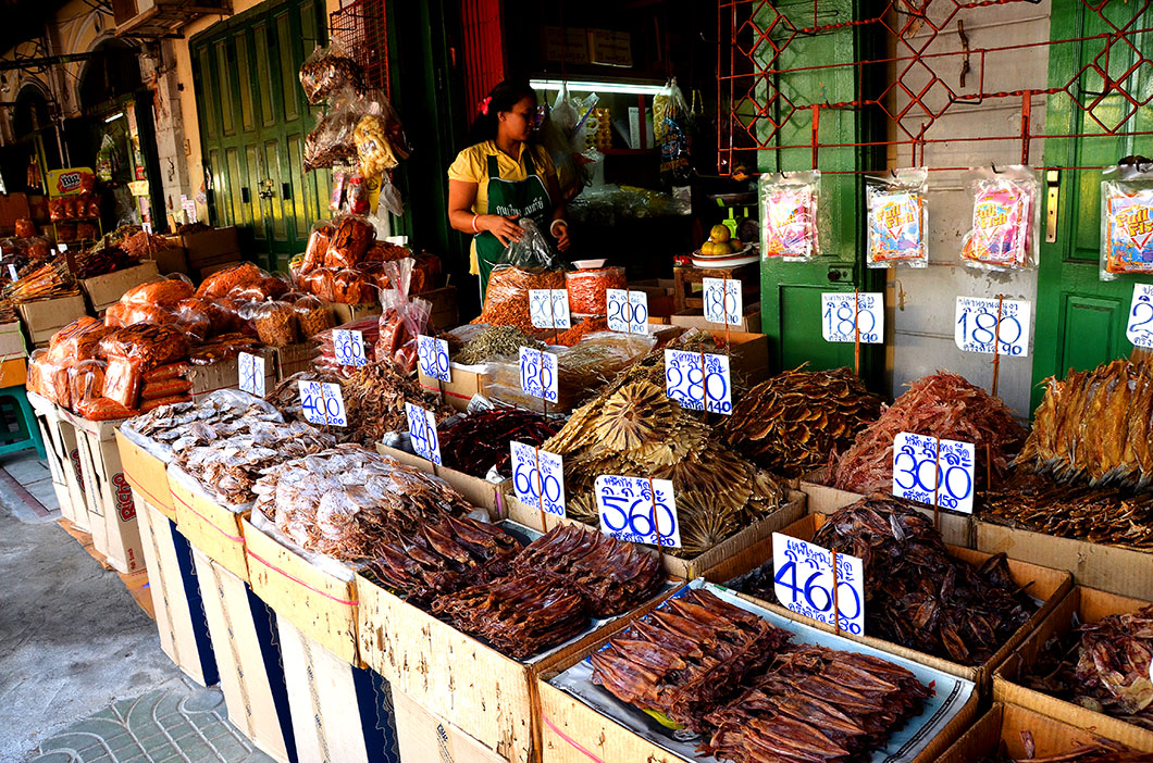 Market, Bangkok - Thailand