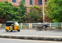 Auto Rikshaw (Tuk Tuk) - Chennai, India