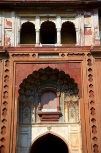 Entrance to Safdarjung's tomb