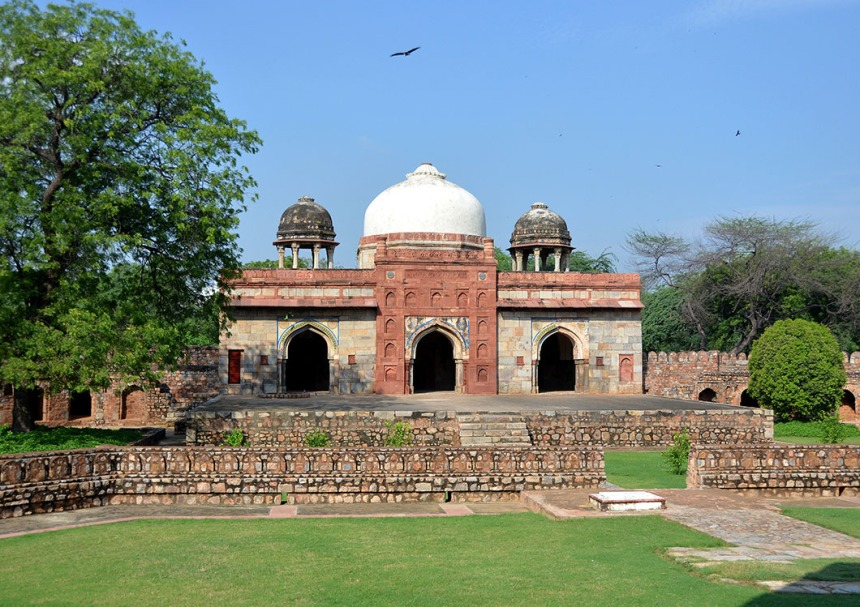 Isa Khan Niyazi Tomb Complex
