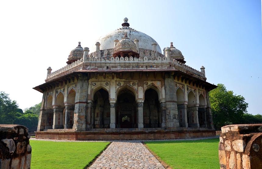Isa khan Tomb