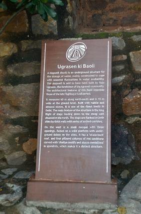 Ugrasen ki Baolii - New Delhi