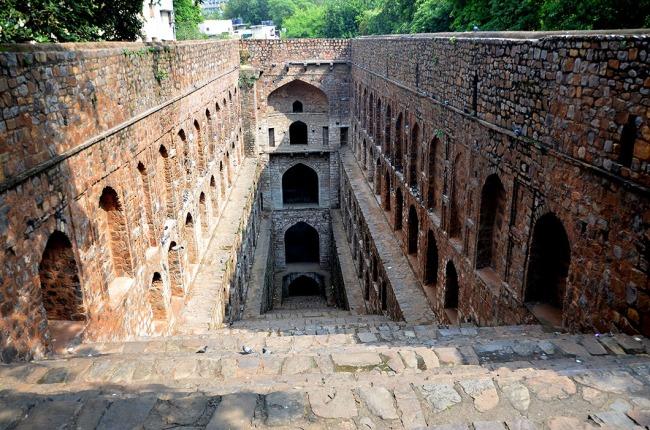 Agrasen ki Baoli - New Delhi