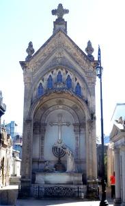 Dorrego Ortiz Basulado - Recoleta Cemetery