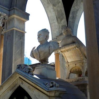 Del Carill family crypt - Recoleta Cemetery