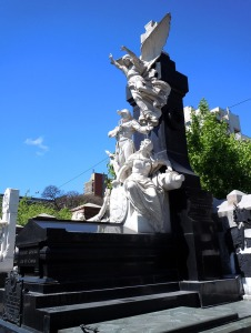 Luis Mario Campos - Recoleta Cemetery