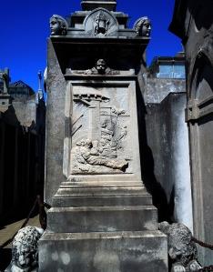 Tomb of Ignacio de las Carreras -