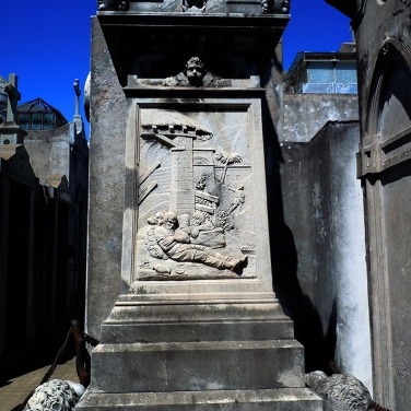 Tomb of Ignacio de las Carreras -