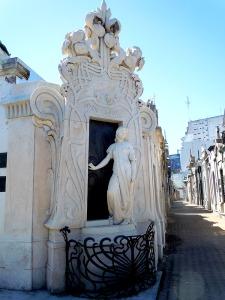 Rufina Cambaceres - Recoleta Cemetery