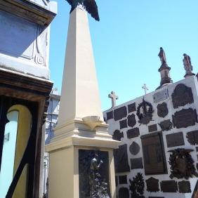 Domingo Faustino Sarmiento - Recoleta Cemetery