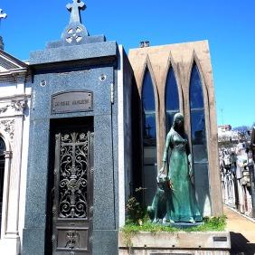 Liliana Crociati de Szaszak - Recoleta Cemetery