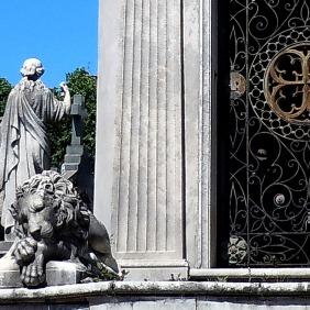 Martín de Álzaga su Familia - Recoleta cemetery, Buenos Aires