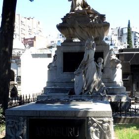 Carlos Pelegrini - Recoleta Cemetery