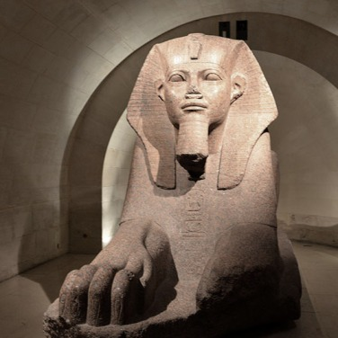 Great Sphinx of Tanis - Musee du Louvre