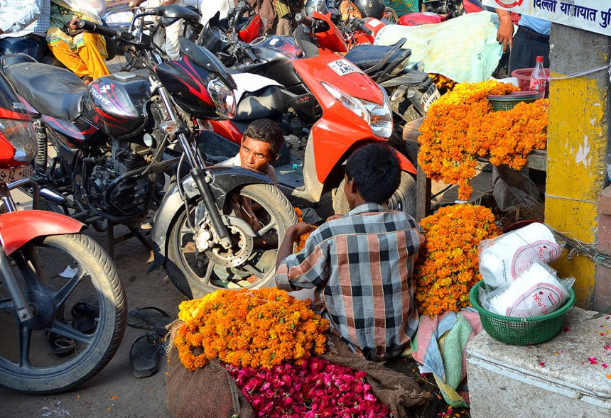 Chandni Chowk - Old Delhi