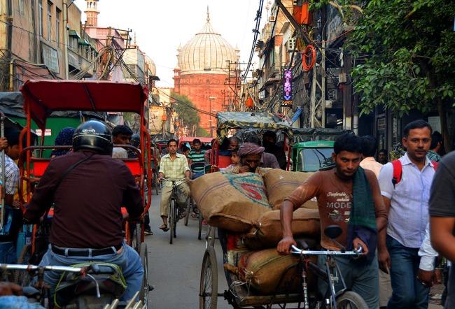 Chawri Bazaar - Old delhi
