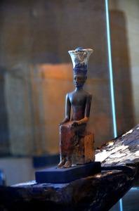Goddess Anukhet - Musee du Louvre