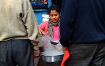 Soup Vendor - Tiretta Bazaar