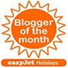 Blogger Of The Month Sept '12