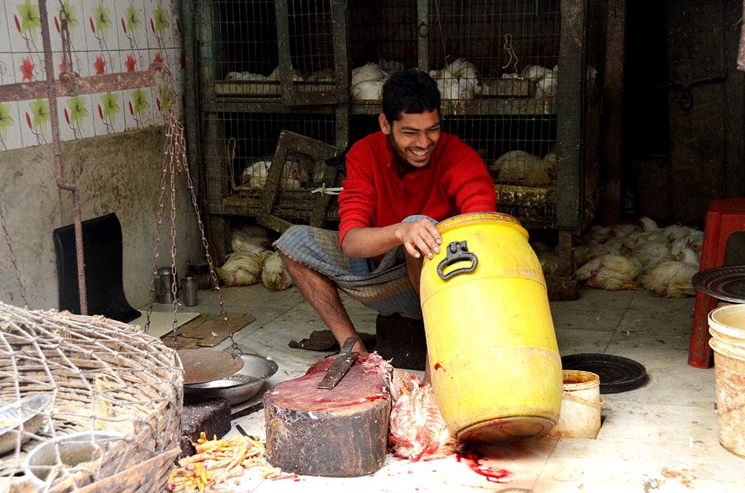 Chicken Shop, Kolkata
