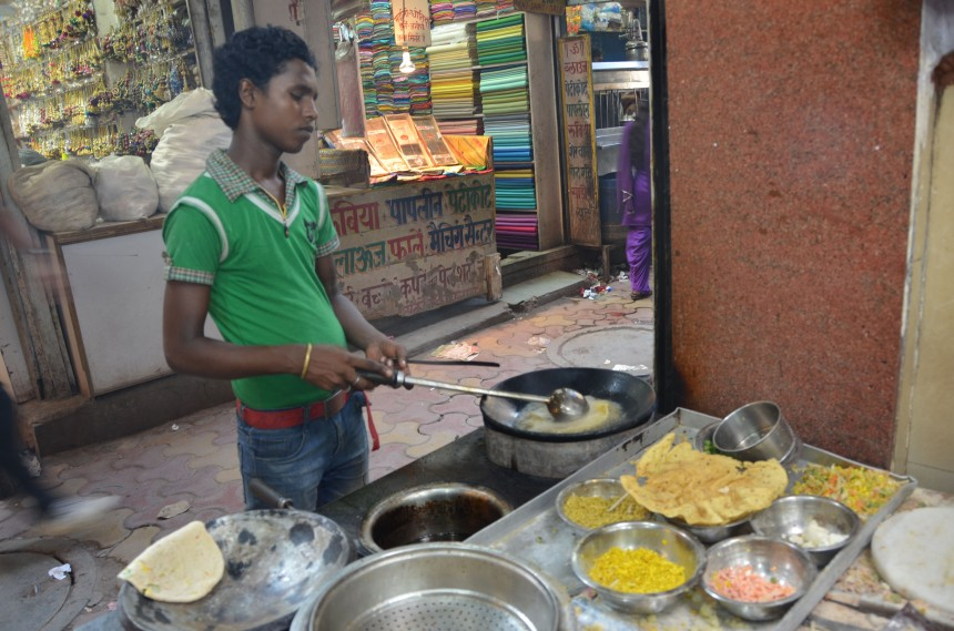 Paranthewali Galli, Old Delhi